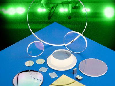 IR & Broadband Optics from Meller Optics, Inc.