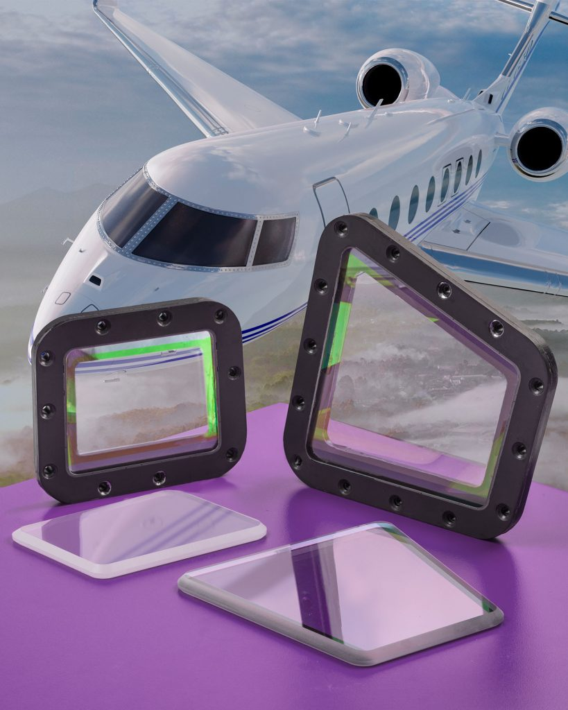Sapphire Windows Available From Meller Optics