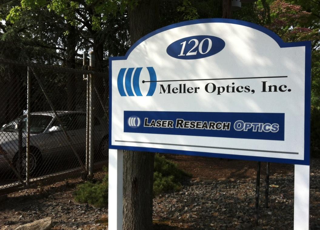 Meller Optics Location