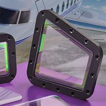 Meller Optics Sapphire Windows