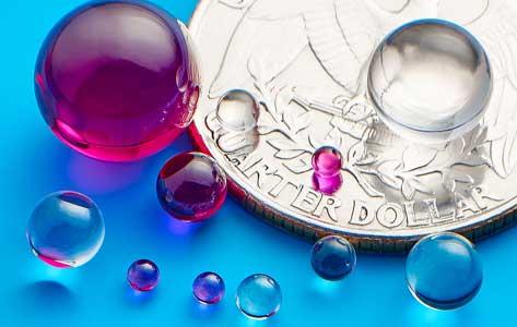 sapphire balls from meller optics