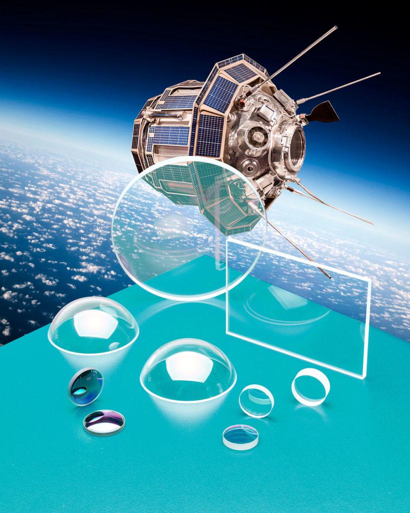 sapphire for aerospace